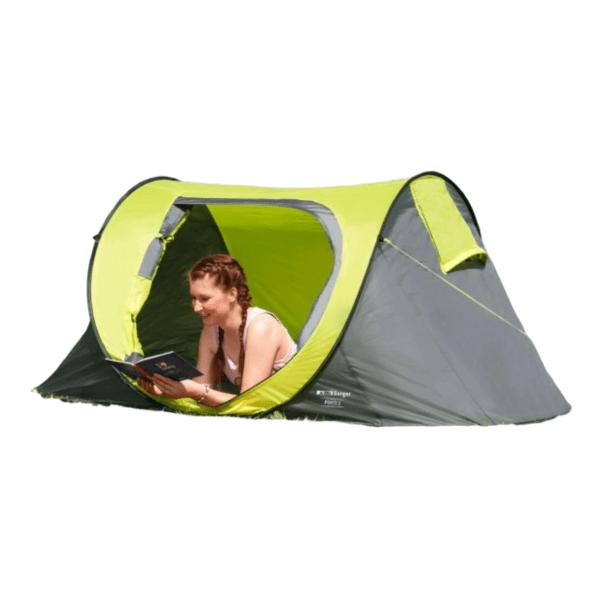 Campingzelt Berger Ponte 2 Wurfzelt