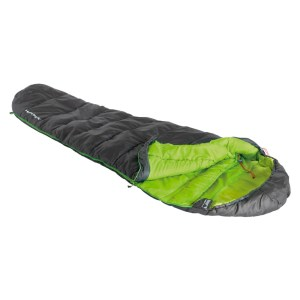 Mumienschlafsack High Peak Black Arrow