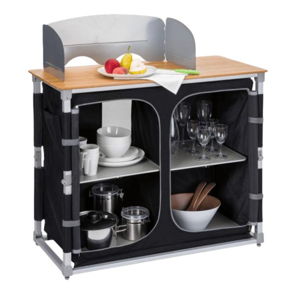 Camping-Küchenbox Berger Deluxe