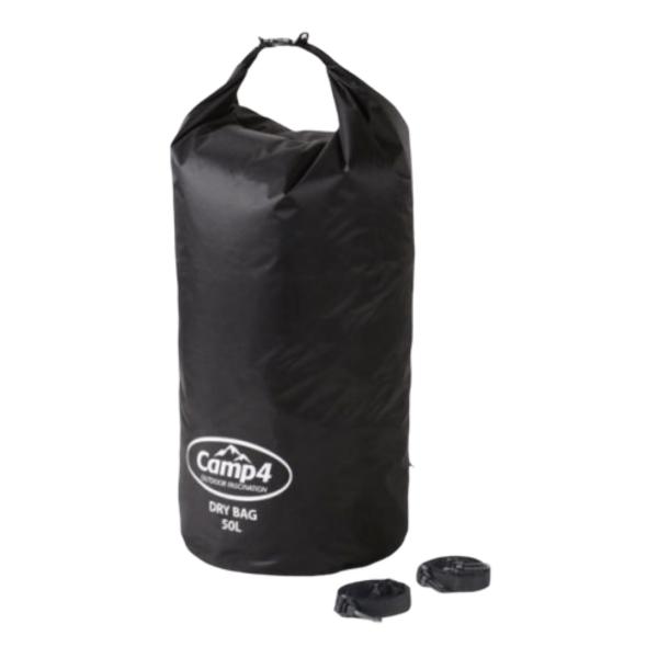 Dry Pack - schwarz - 210T Nylon - 50 Liter