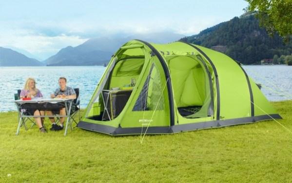 Campingzelt Berger Campo 4-L Tunnelzelt