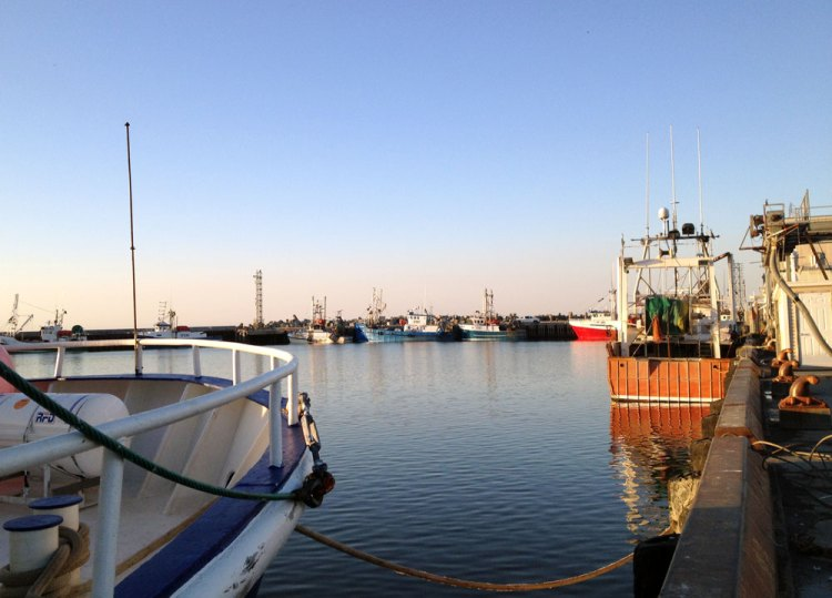 Havre de Rivière-au-Renard