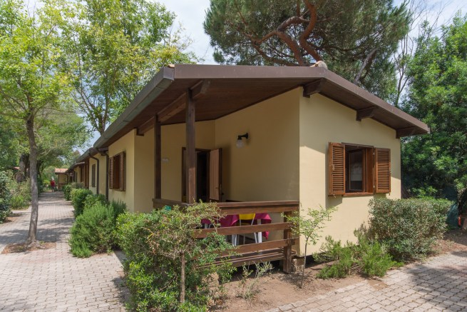 Bungalow chalet in Toscana, Italy