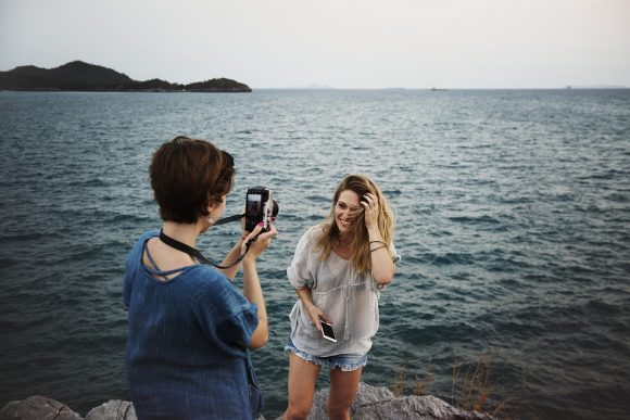 image of best travel camera for beginners