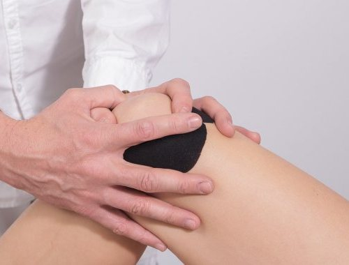 Image of how to reduce knee pain while walking