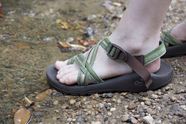Image of best hiking sandals