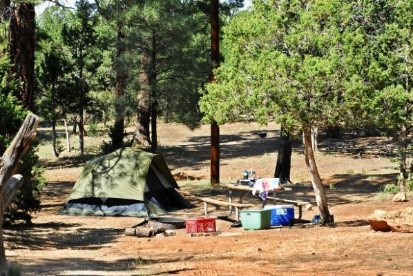 Image for safety for camping