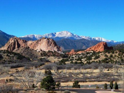 Image of best trails in colorado springs
