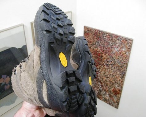 Image of hiking shoes need to be broken in