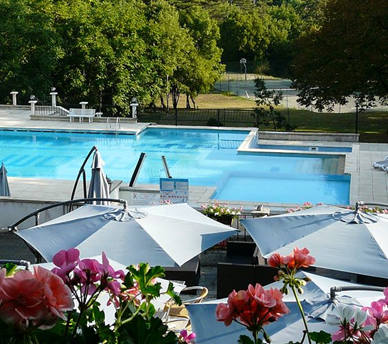 Dordogne Lot Swimming Pool