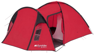 Budget 2 Person Pre-pitched Euro 2016 Tent