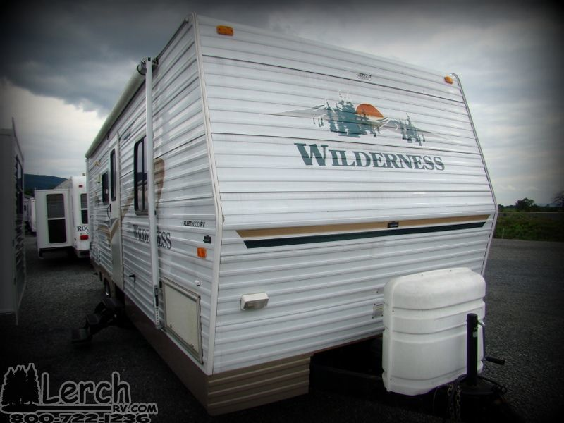 2004 Fleetwood Wilderness Travel Trailer Floor Plans