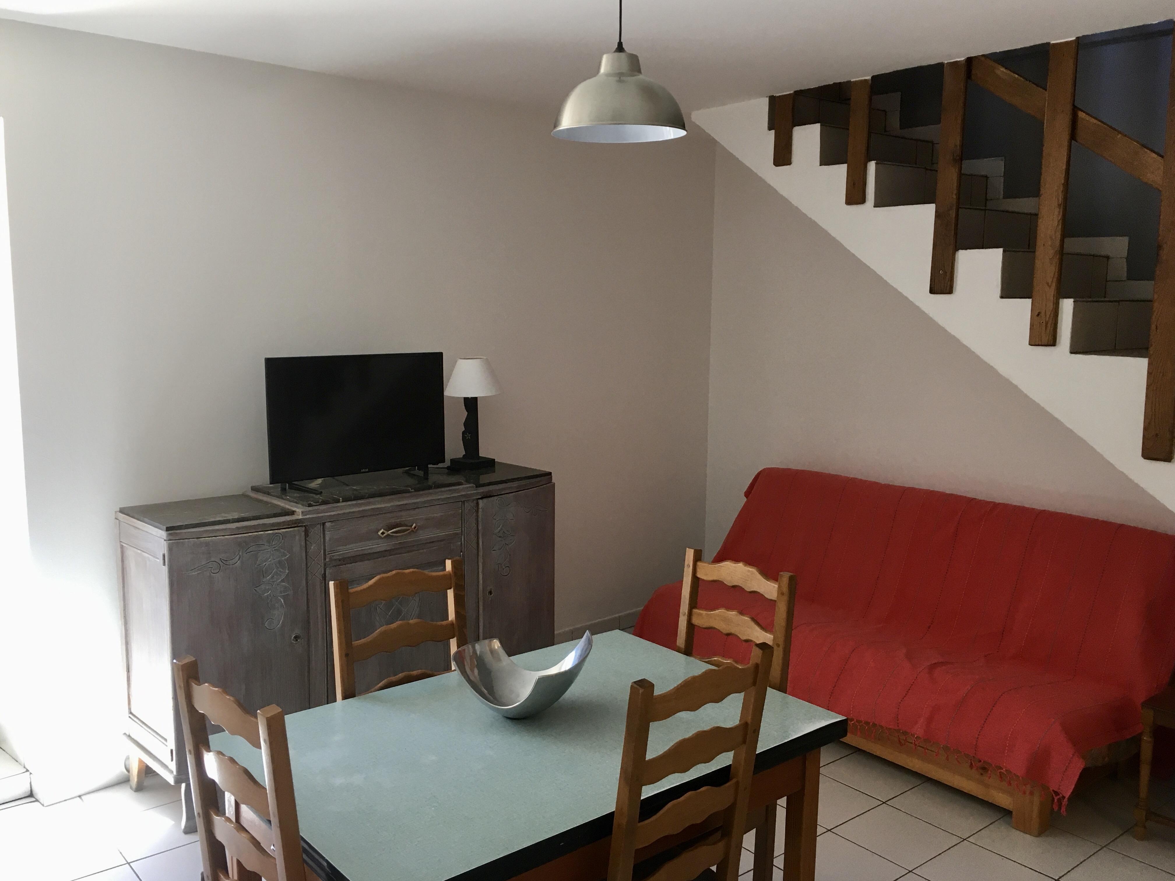 Hébergement Le Chambotte - Salon
