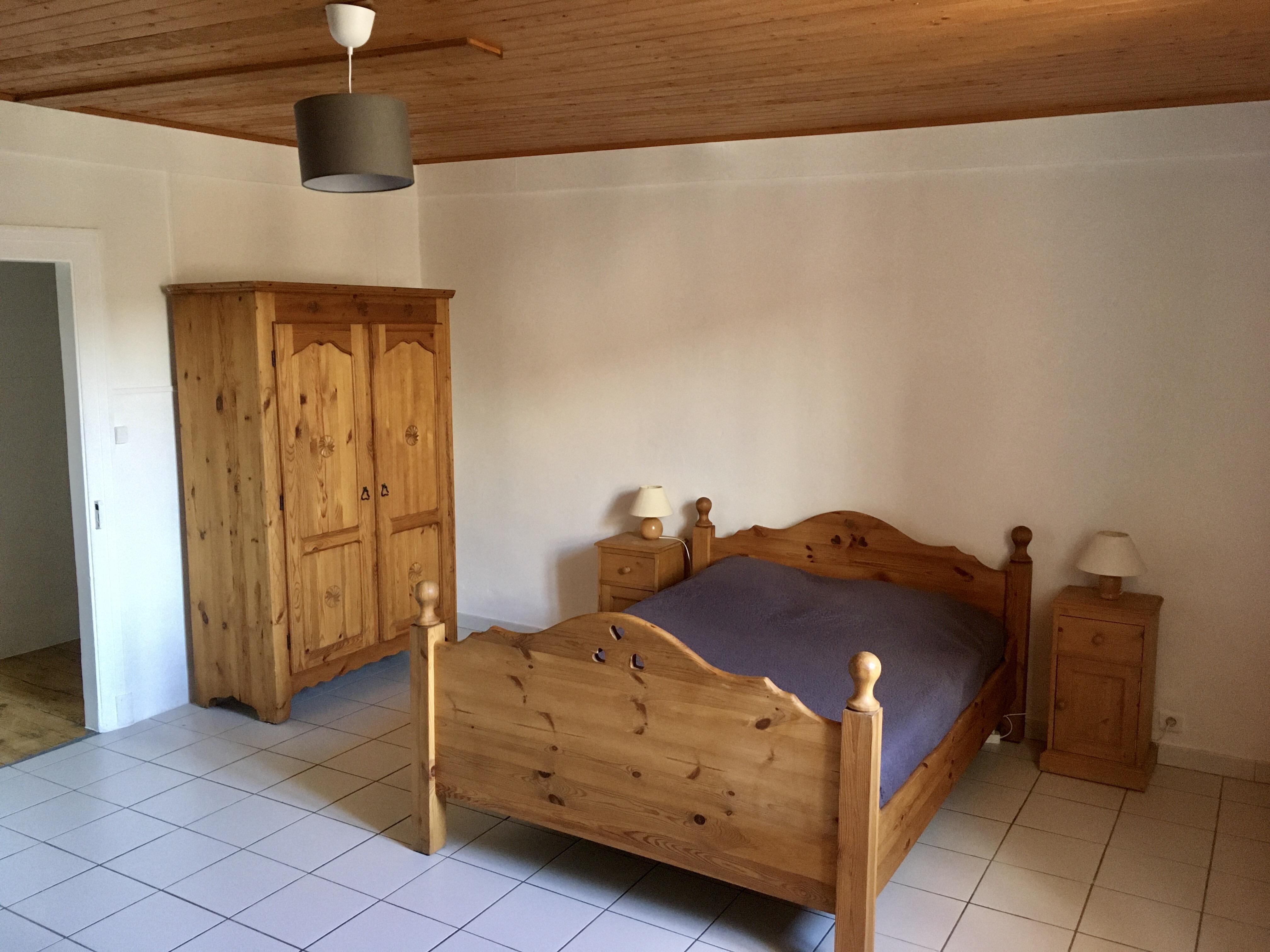 Hébergement Le Chambotte - Chambre