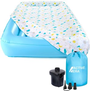 best kids camping bed