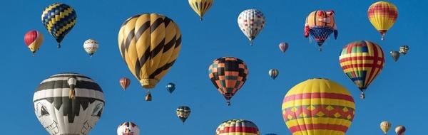 Montgolfiade Oberharz 2019 – Das Heißluftballon-Event im Harz