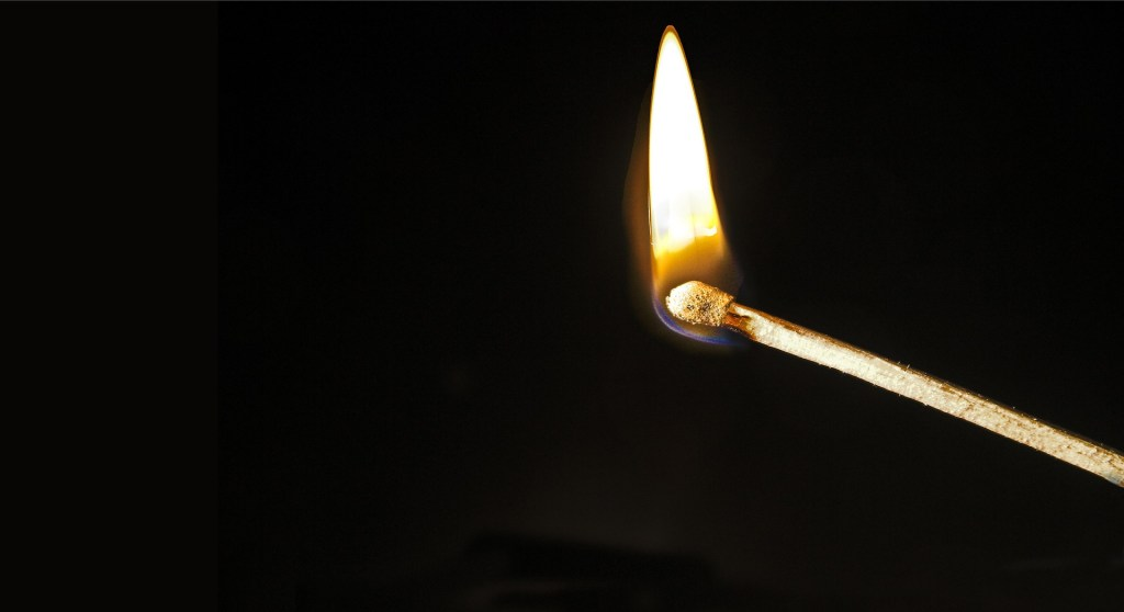 using matchstick on how to light a coleman lantern