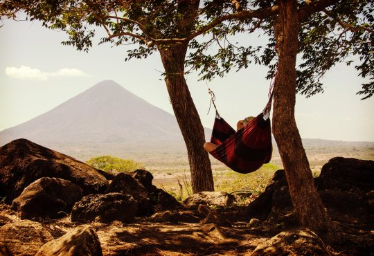 How to Sleep In a Hammock Properly