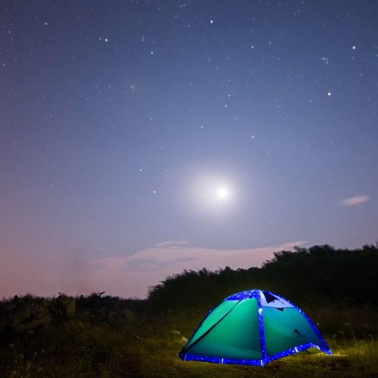 GeerTop High-Tech Glowing Tent