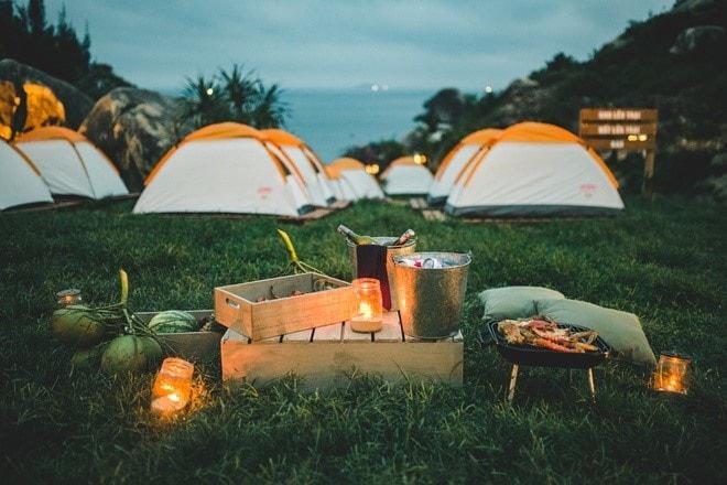 trung luong campsite