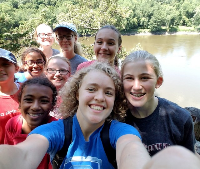 The Iowa District East Had Big And Diverse Plans For The Mission Of Camp Io Dis E Ca But Not Just For Youth The Camp Was Also To Accommodate Families