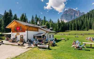 Malga Peziè de Parù – Cortina