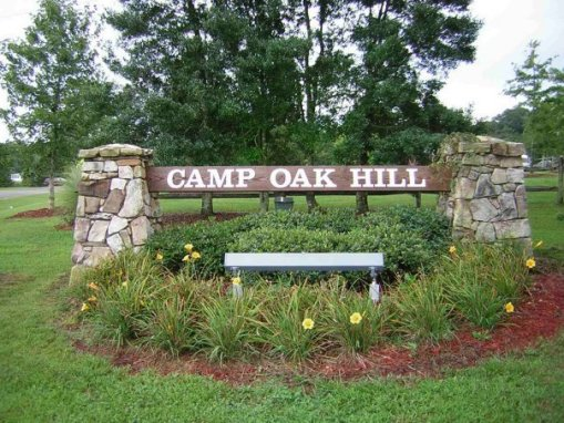 Welcome to Camp Oak Hill