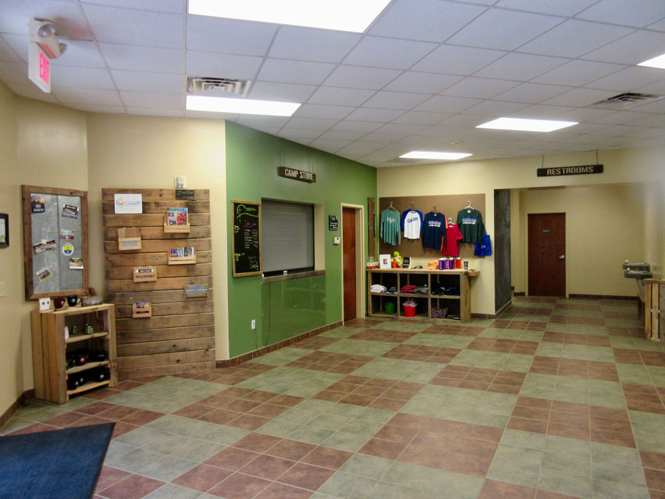 Camp Oak Hill Conference Center Store