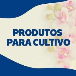 produtos para cultivo - campo das orquídeas