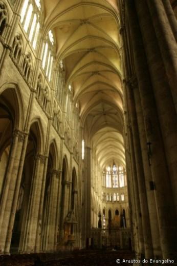 Catedral de Amiens, Francia