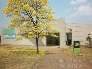 Museu de Arte Contemporânea (Marco) de Mato Grosso do Sul – Foto: Divulgação