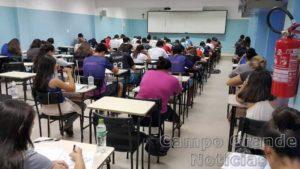 Simulado Enem no Colégio Dom Bosco – Foto: Ludio Silva
