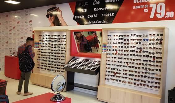 50bc9e3da748a Em Farroupilha (RS), Mercadão dos Óculos abre 10ª loja no estado e ...