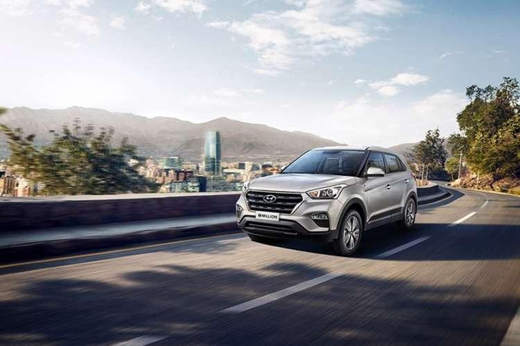Hyundai Creta 1 Million (Foto: Divulgação)