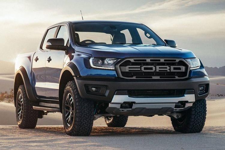 Futura geração da Ford Ranger vai gerar a nova VW Amarok (Foto: Divulgação)