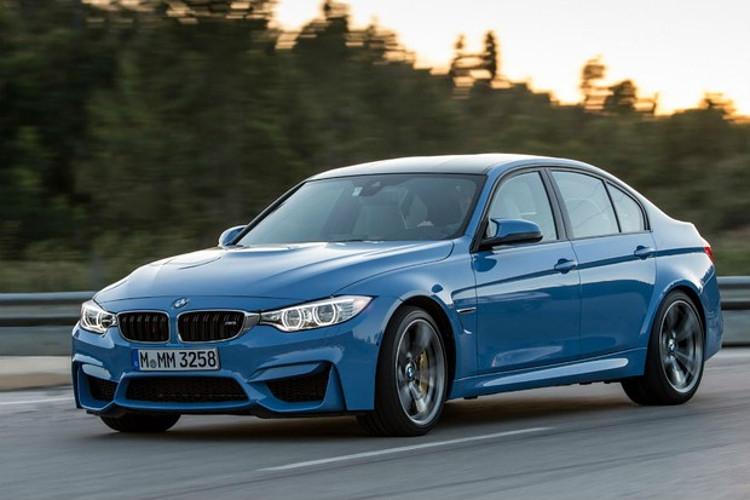 BMW M3 Sedan (Foto: Divulgação)