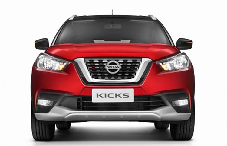 Nissan Kicks UCL UEFA Champions League Limited Edition (Foto: Divulgação)