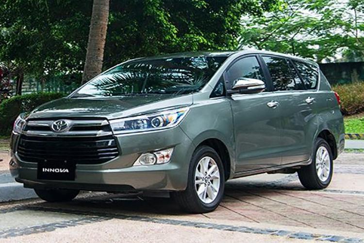 Minivan Innova parece ser a Chevrolet Spin da Toyota (Foto: Divulgação)
