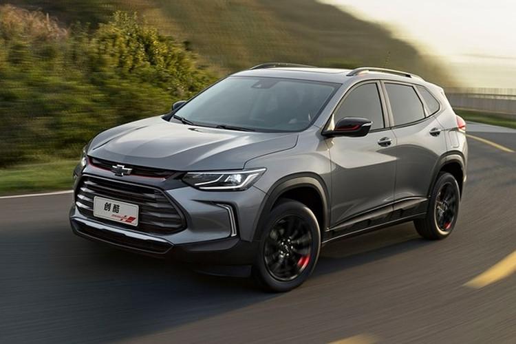 Novo Chevrolet Tracker chega ao mercado brasileiro no ano que vem (Foto: Divulgação)