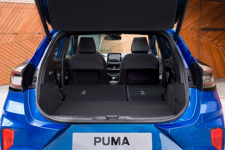 Porta-malas tem 456 litros, 100 l a mais que o do EcoSport (Foto: Divulgação)