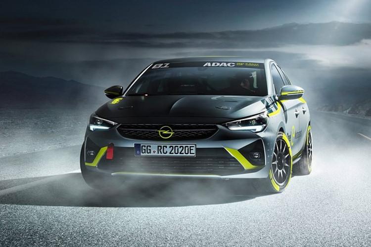 Opel Corsa-e Rally será baseado na nova geração do Corsa, que será elétrica (Foto: Divulgação)