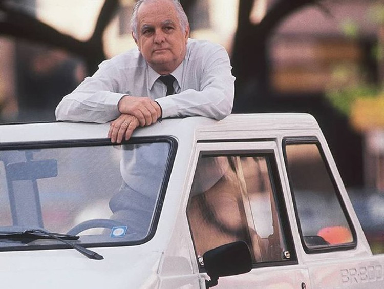 Gurgel foi pioneiro e fez o primeiro carro 100% nacional (Foto: Divulgação)