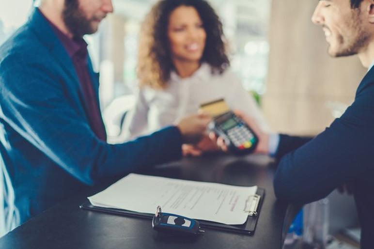 Comprar carro no cartão de crédito é a última tendência do mercado (Foto: Divulgação)
