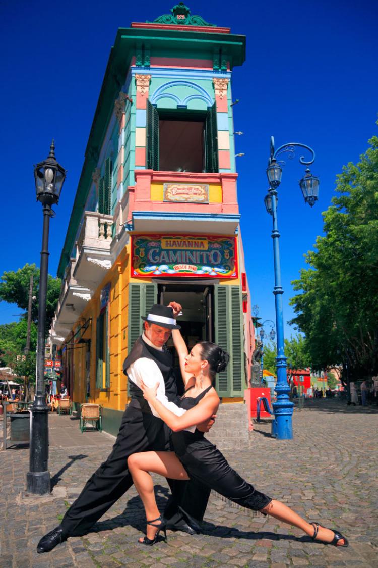 Viajando e estudando espanhol na Argentina (Foto: Divulgação)