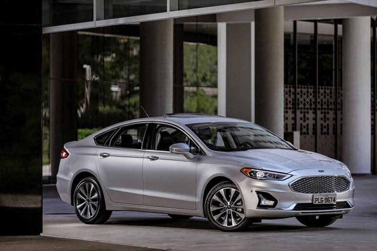 Ford Fusion Titanium 2019