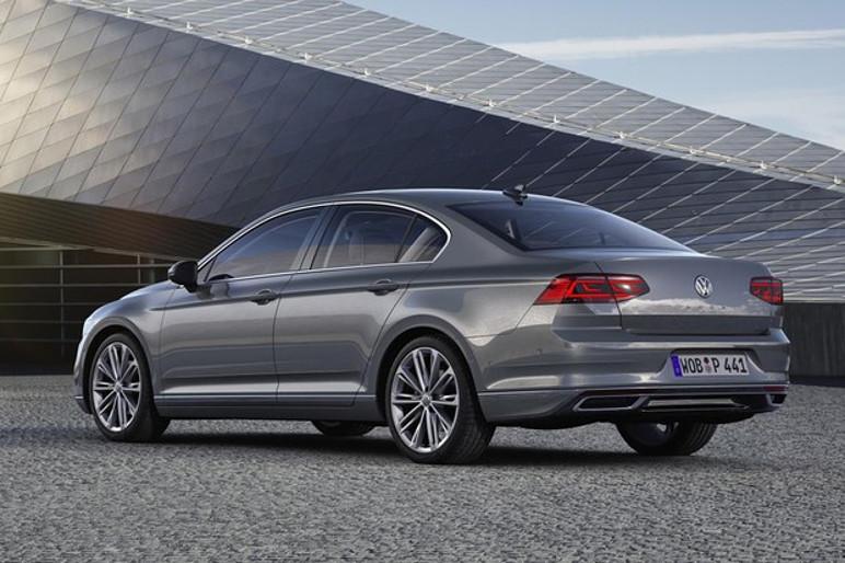 Volkswagen Passat Traseira
