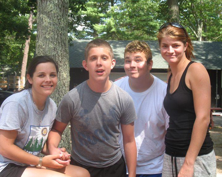 Life at Summer Camp
