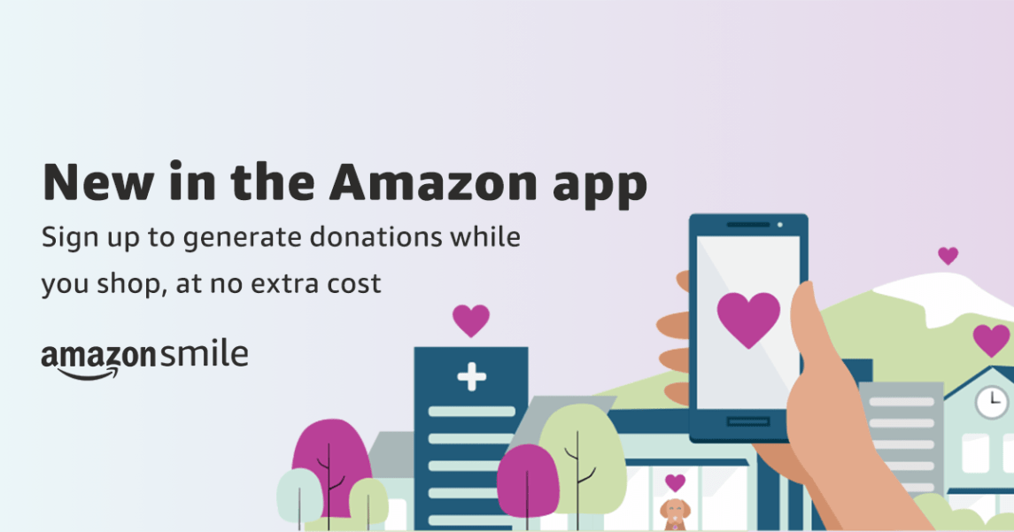 Share the Love - AmazonSmile