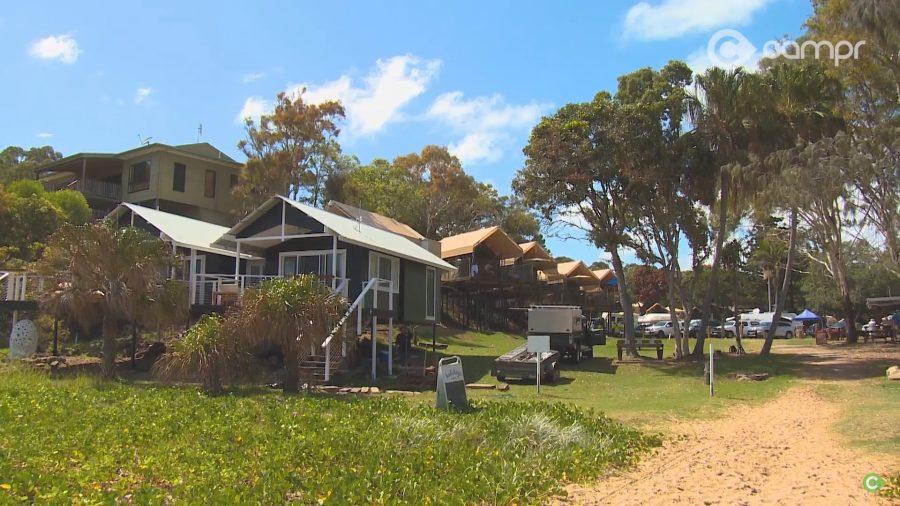 Agnes Waters Beach Holidays Caravan Park