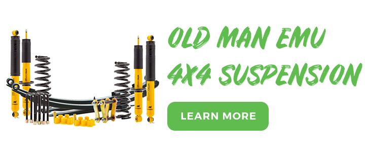Old Man Emu 4x4 Suspension